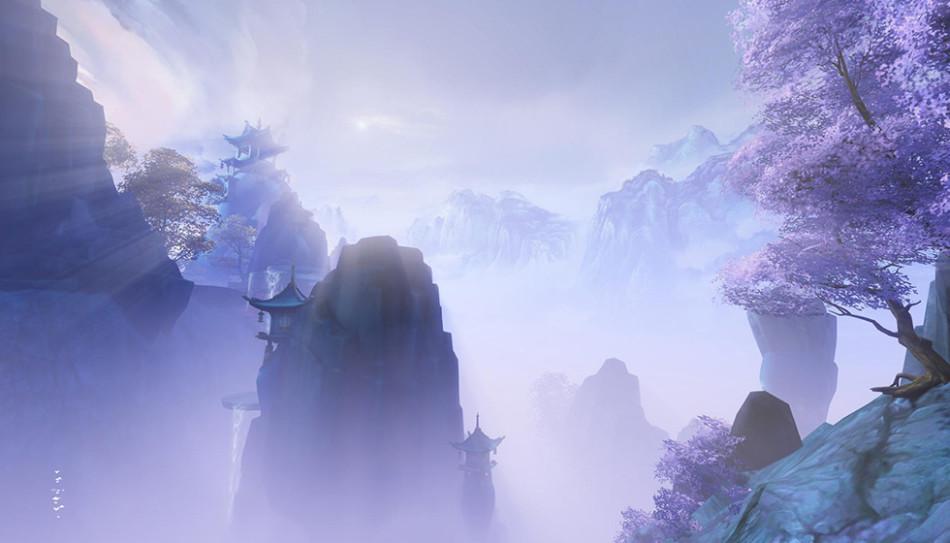 《天下3》物換星移新地圖場景