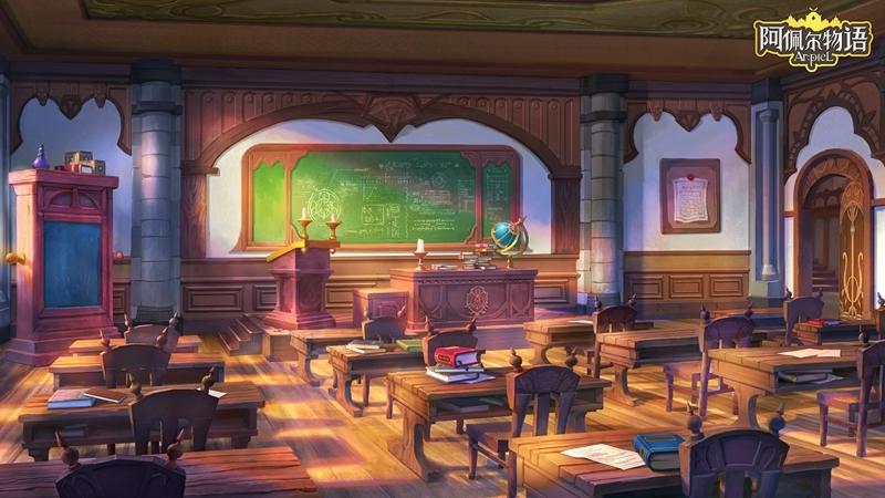 《阿佩爾物語》遊戲桌布