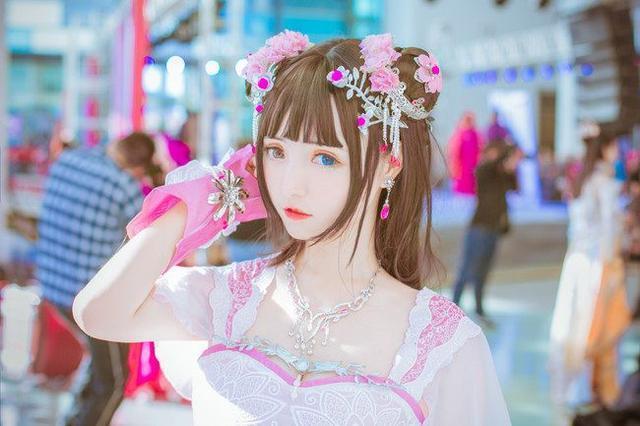 少年錦衣衛九公主cosplay