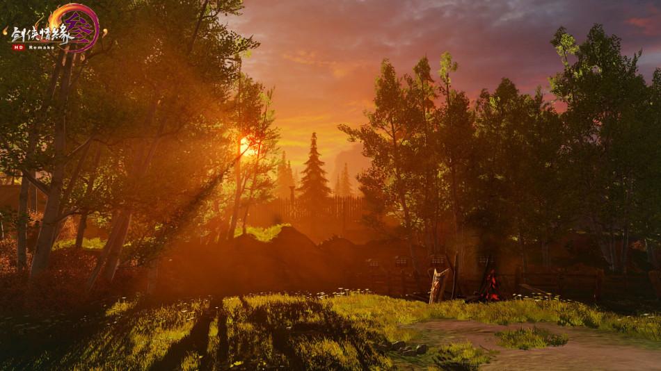 《劍網3》重制版全高清截圖