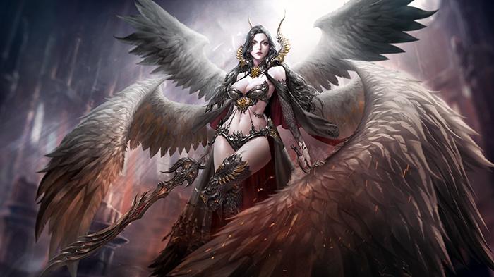 天使紀元圖集