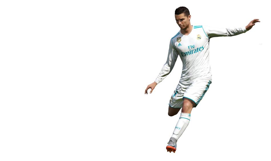 《FIFA Online 4》遊戲原畫