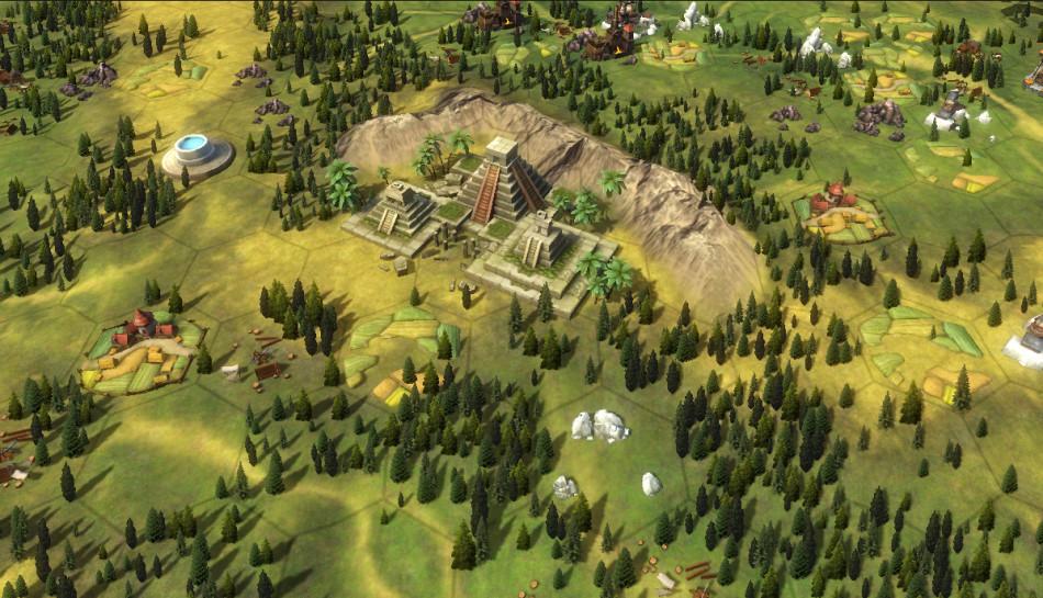 《文明-創世紀》遊戲截圖