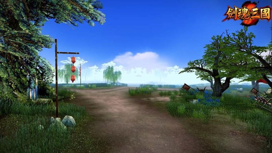 《剑魂三国》游戏截图