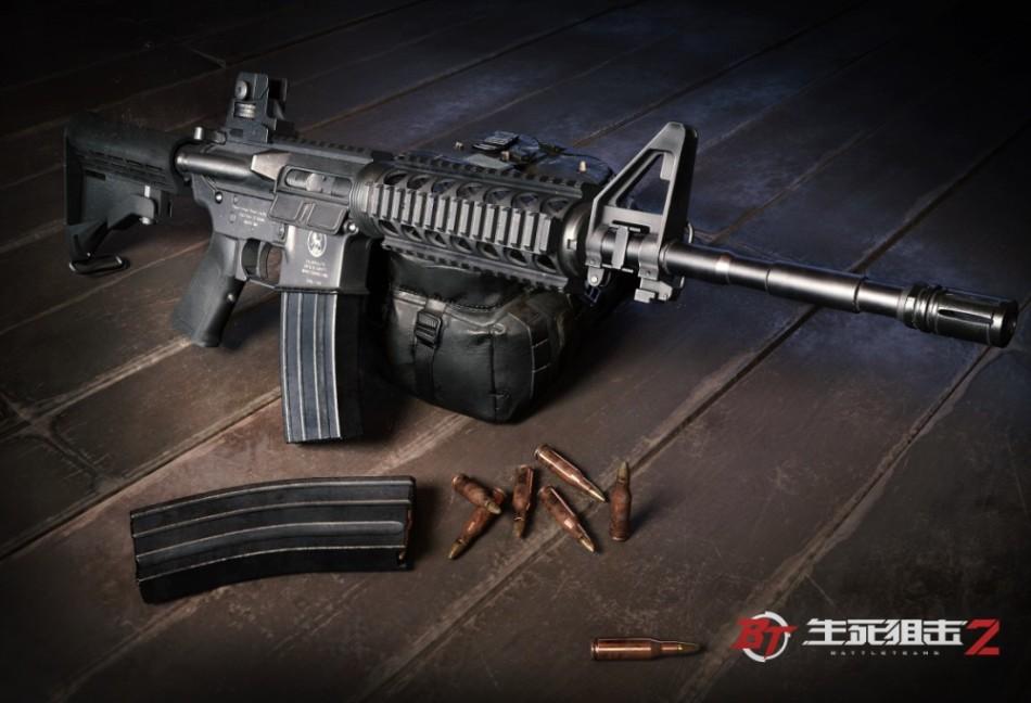 《生死狙击2》游戏原画_美女图片_翼风游戏网