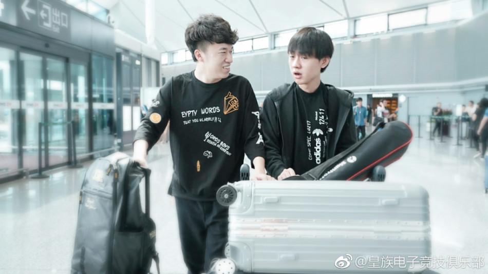 英雄聯盟S8:RNG前往韓國