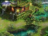 《梦想世界》游戏原画