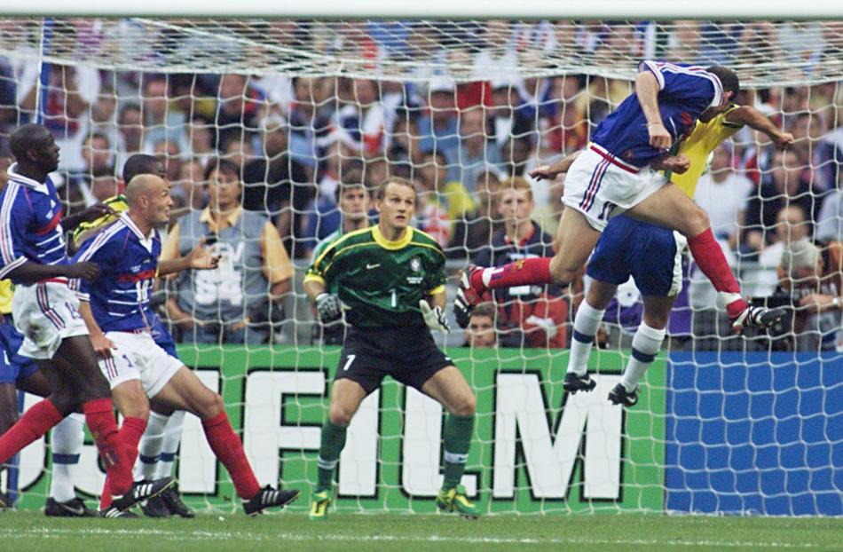 世界杯历史上,还从来没有任何一支球队能以3球优势击败巴西,但