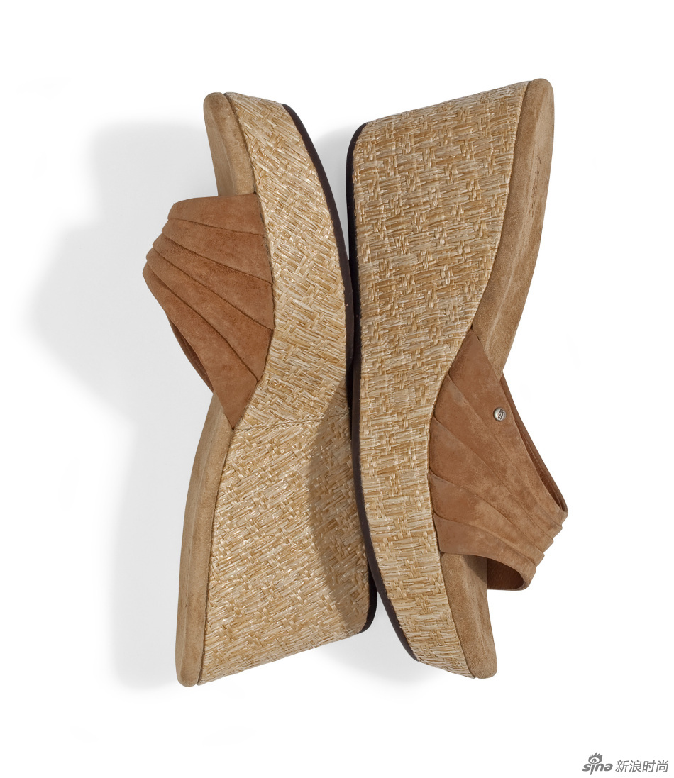 UGG Australia春夏2011鞋履 异域风情的新色彩