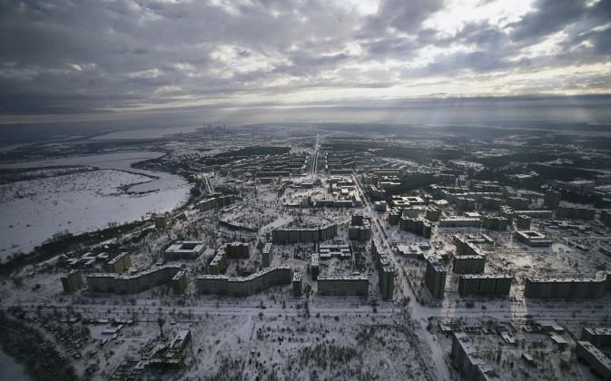 10张人类灭绝后的地球照片