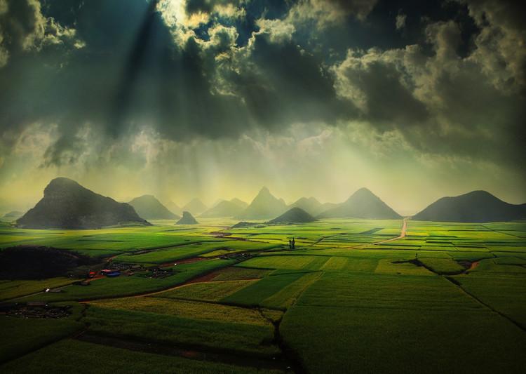 家乡的美和风土人情