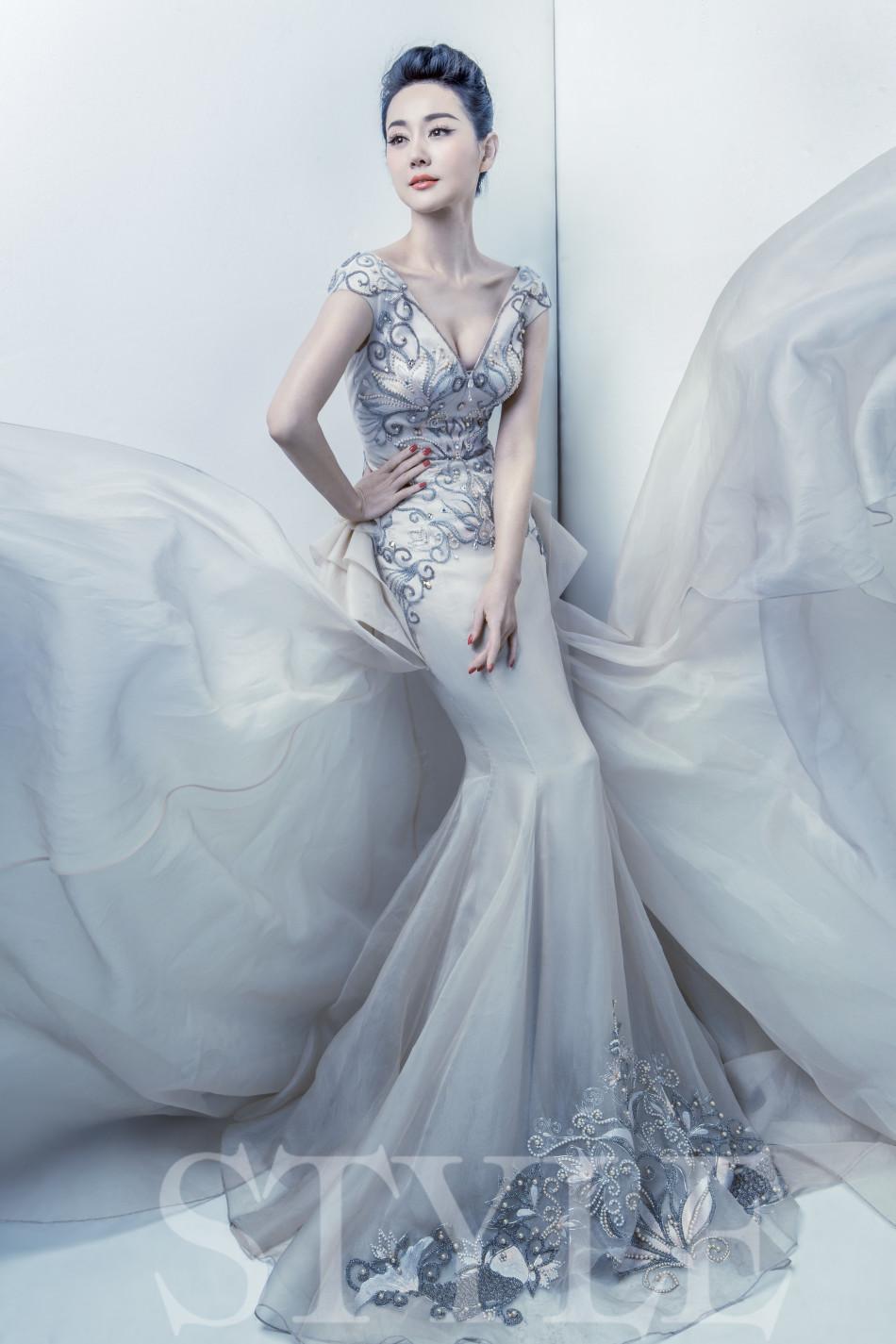 婚纱女手机壁纸