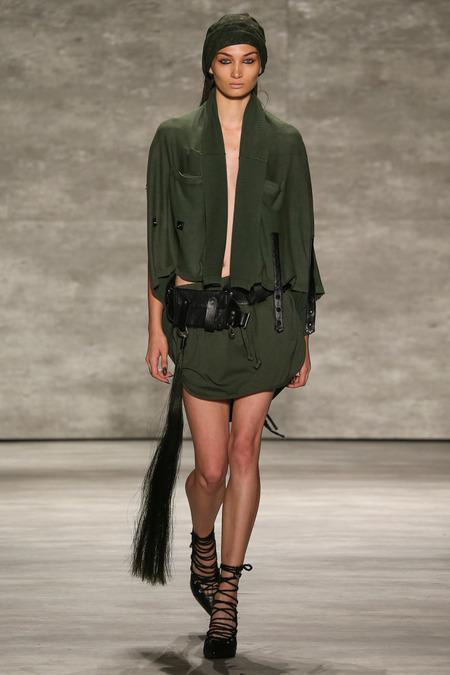 纽约时装发布会 2015春夏时装周 Nicholas K 时装秀图片