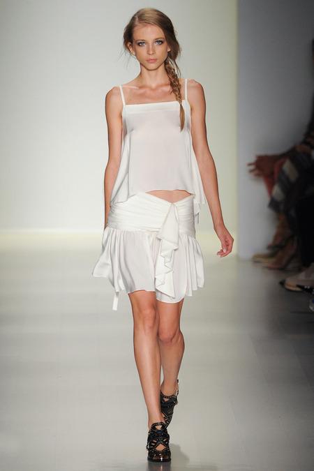 纽约时装发布会 2015春夏时装周  Marissa Webb 时装秀图片