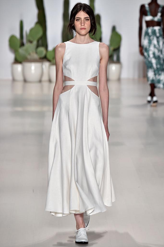 纽约2015春夏时装秀 Mara Hoffman 时装秀图片