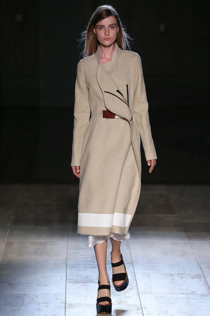 纽约时装发布会 2015春夏时装周 Victoria Beckham 时装秀图片