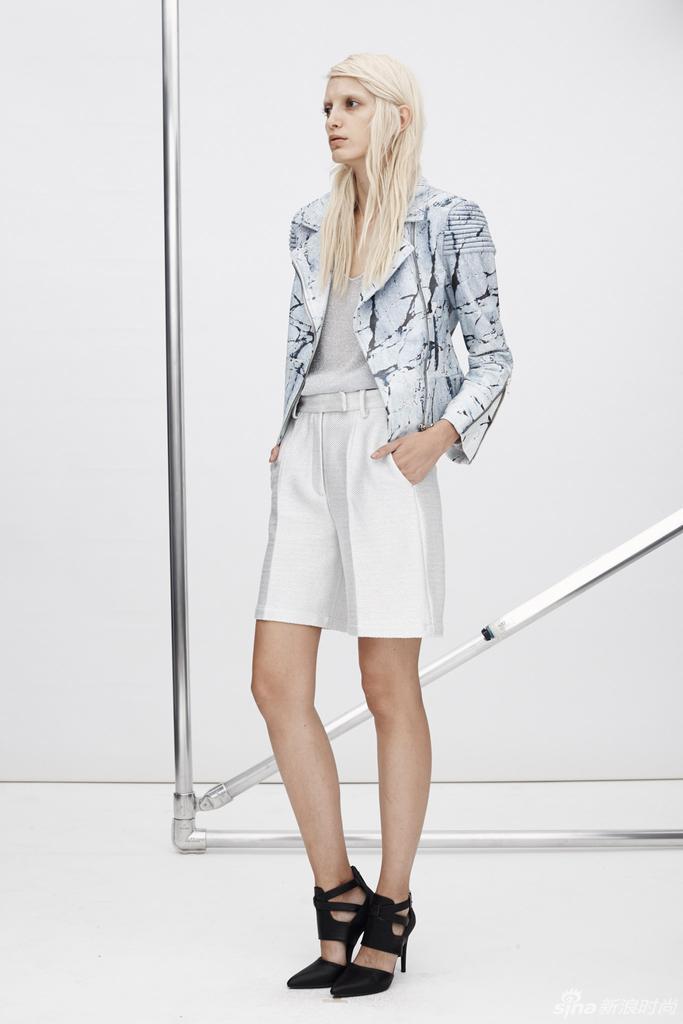 现代感设计 zoe jordan 2015春夏女装-中国品牌服装网