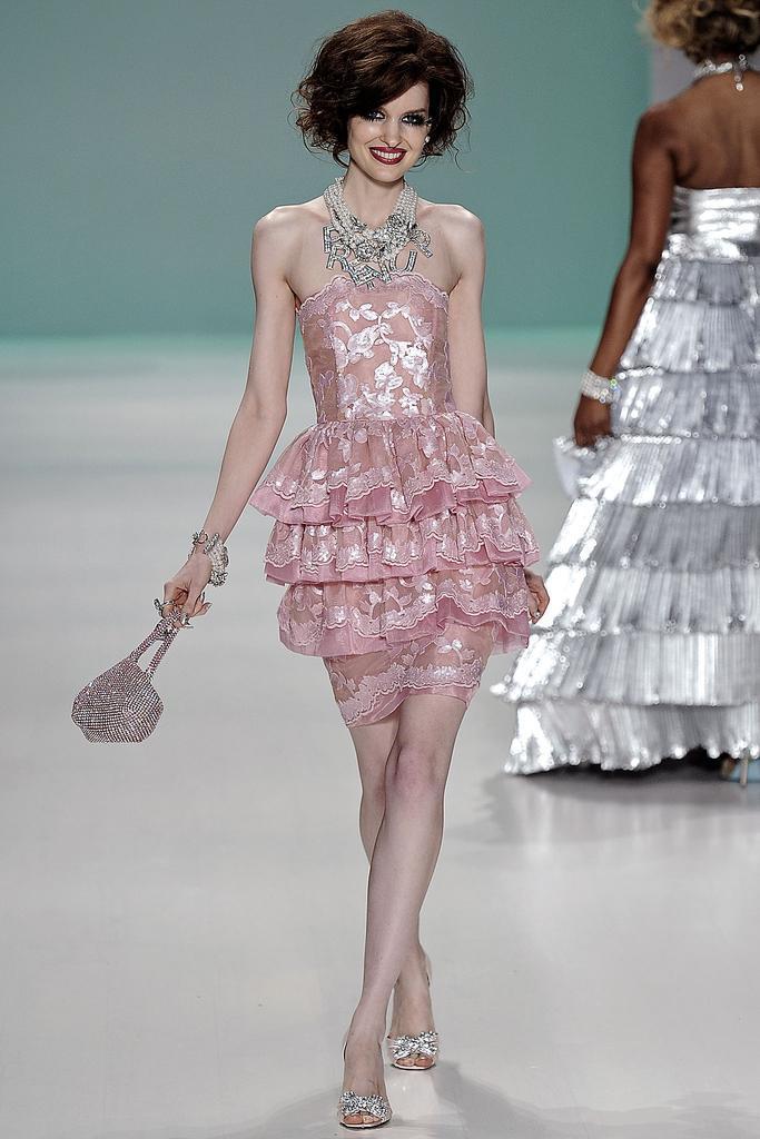 纽约2015春夏时装秀 Betsey Johnson 时装秀图片