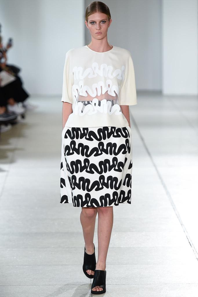 纽约时装发布会 2015春夏时装周  Issa 时装秀图片