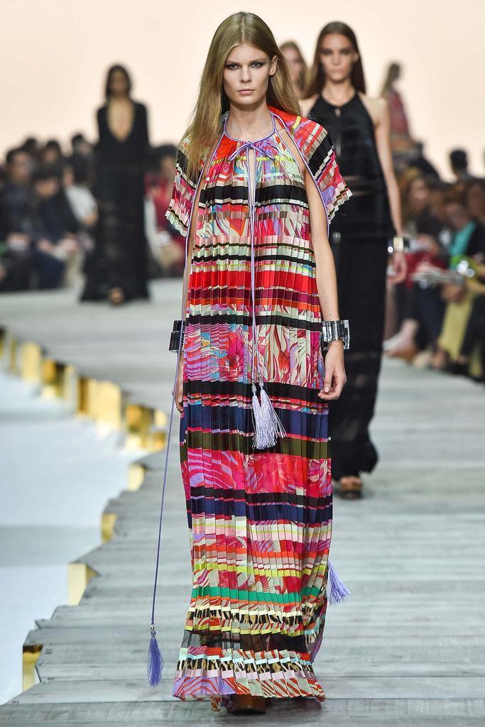 2015年 Roberto Cavalli   罗伯特·卡沃利 春夏高级成衣米兰时装周发布秀