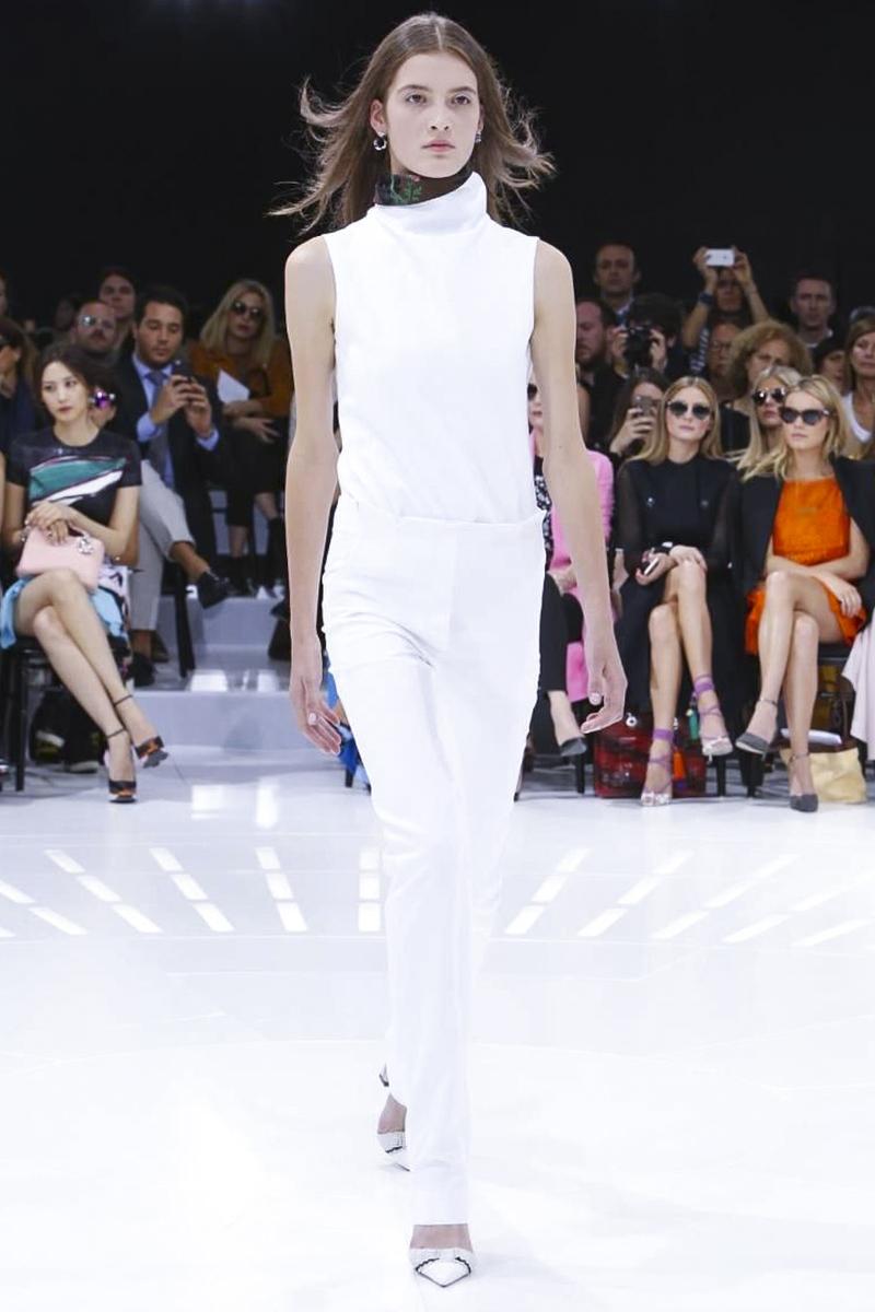 2015春夏巴黎时装周发布会  Christian Dior 时装秀图片
