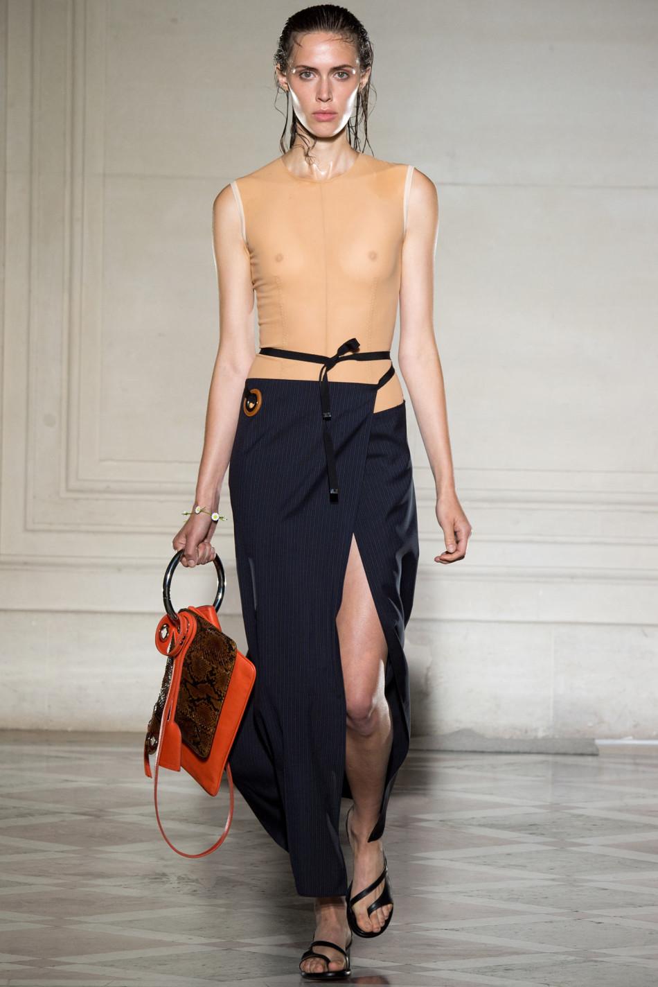 Maison Martin Margiela 马丁・马吉拉 2015年 春夏高级成衣,巴黎时装周