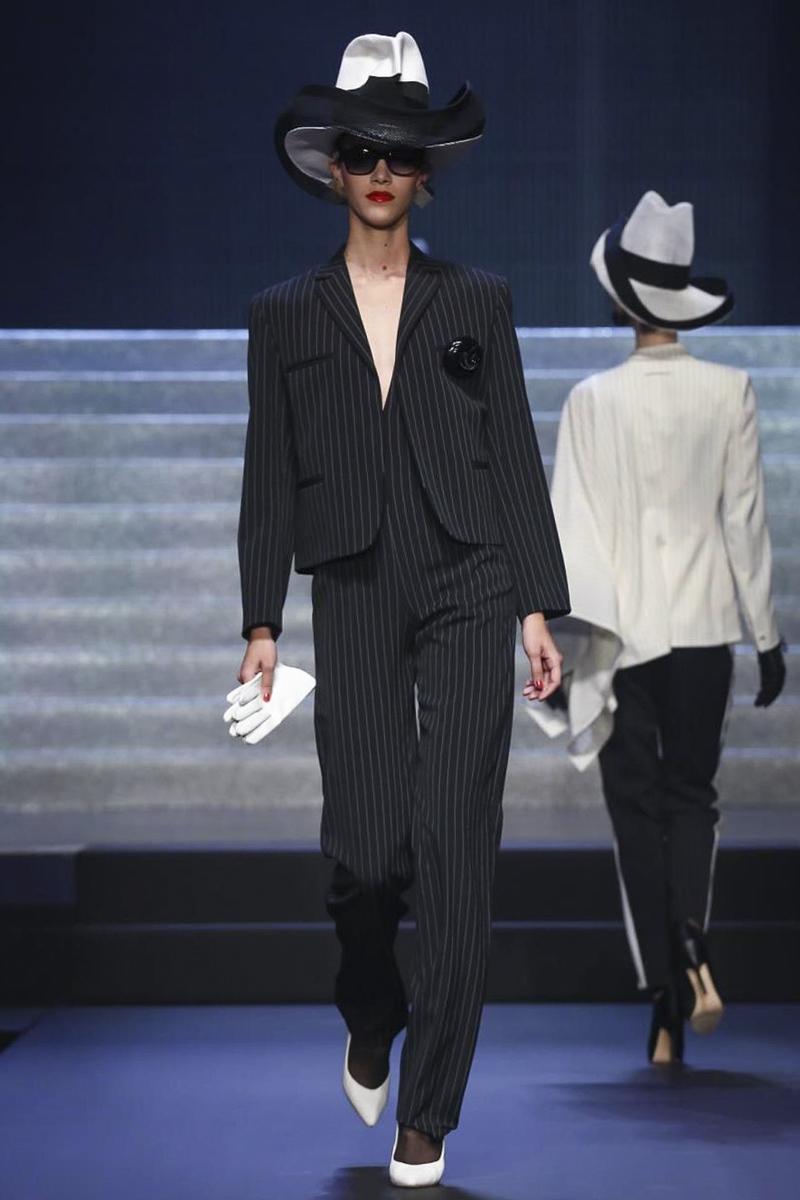2015年Jean Paul Gaultier 让・保罗・高提耶 春夏高级定制发布秀
