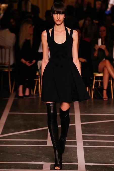 2015春夏 直击   Givenchy 纪梵希 品牌巴黎时装周走秀