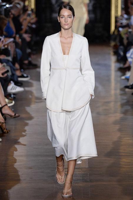 法国巴黎时装秀 2015春夏 Stella McCartney 斯特拉・麦卡特尼 走秀图