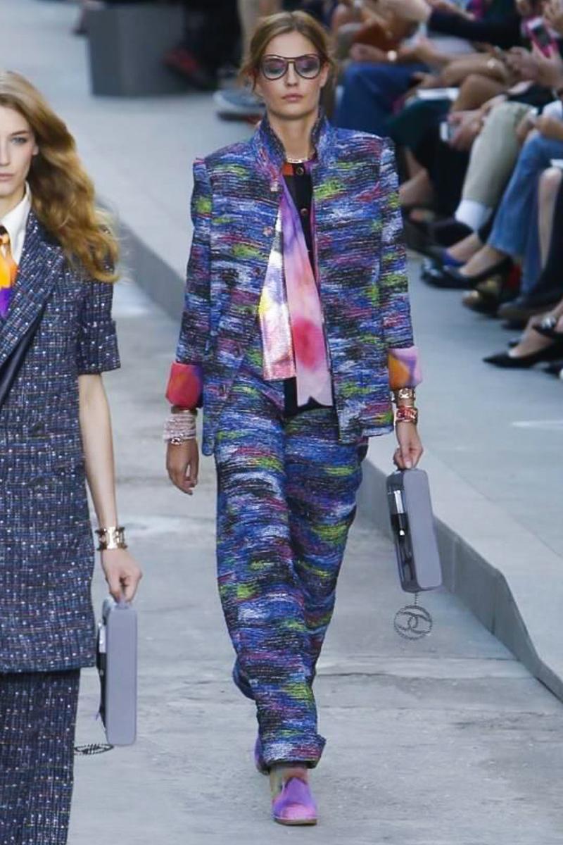 巴黎时装周 香奈儿 2015春夏 Chanel 时装秀图片