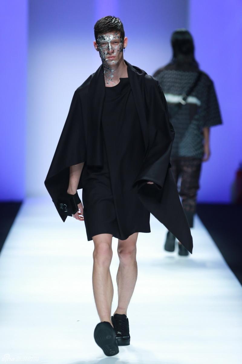 KAY KWOK  2015春夏女装上海时装周