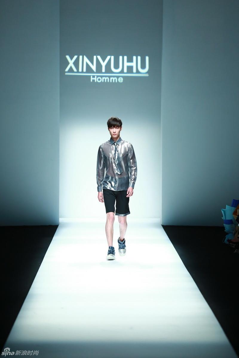 上海时装周XINYUHU2015春夏系列