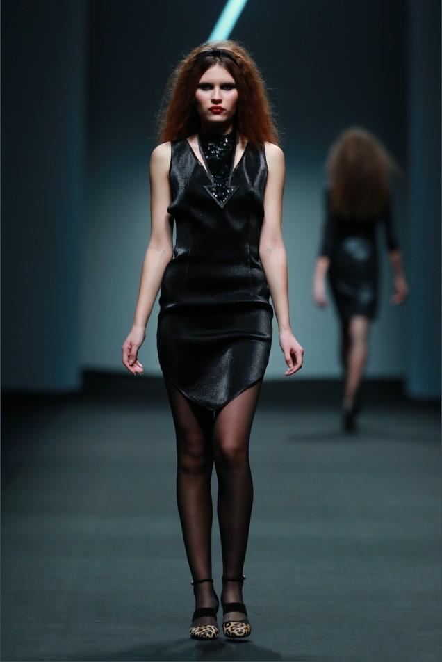 上海时装周Elysee YANG 2015春夏系列