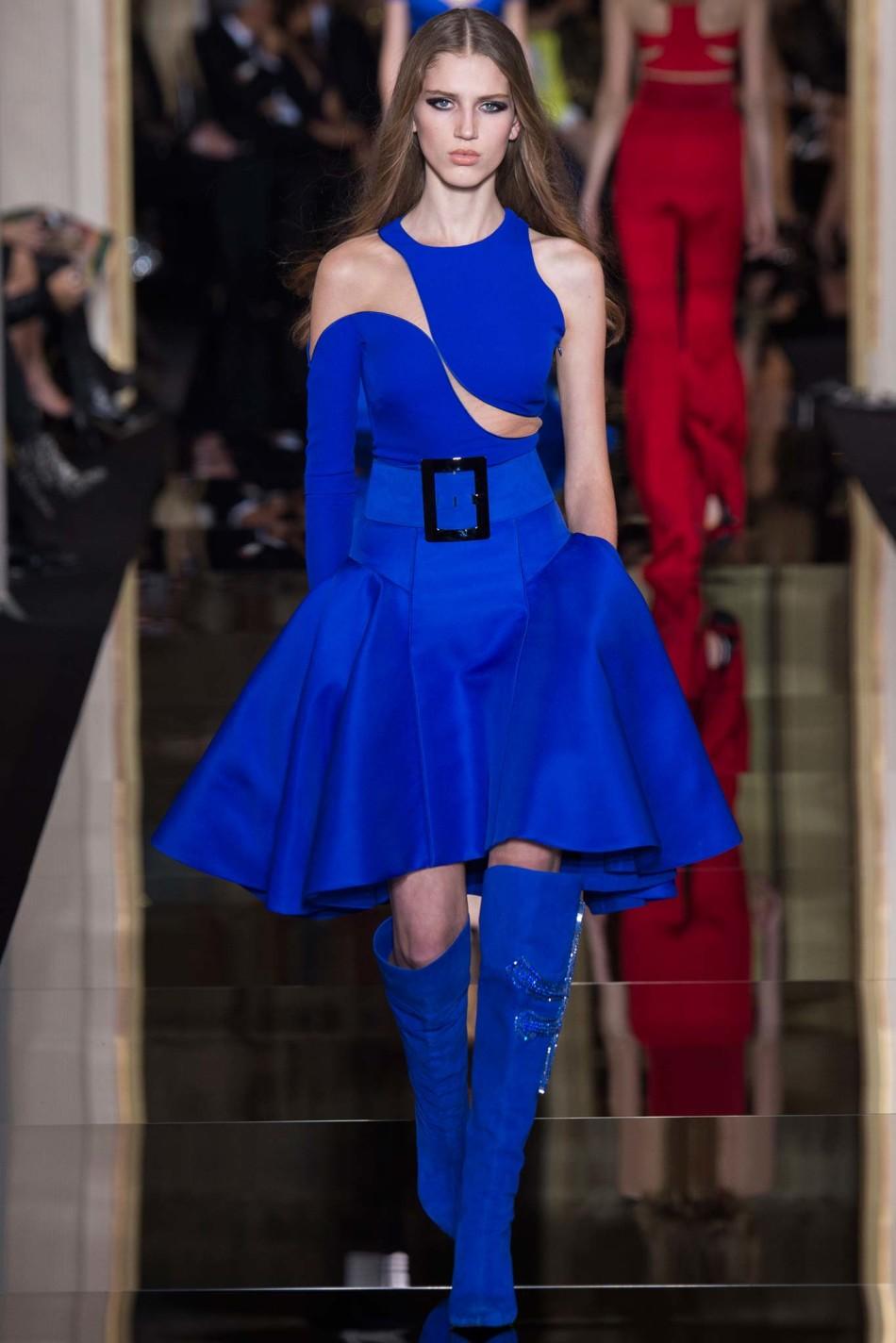 Atelier Versace 2015春夏高定