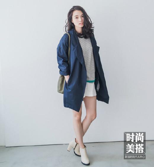 徐静蕾王珞丹周迅 短裤look减龄轻时尚
