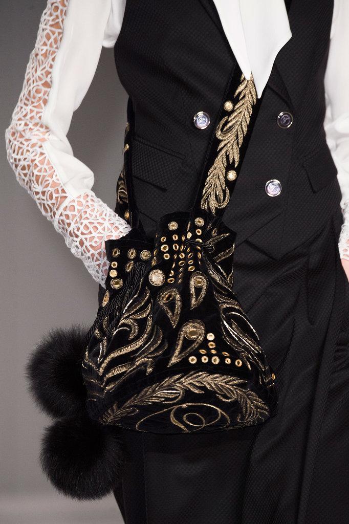 2015秋冬伦敦时装周最美手袋盘点