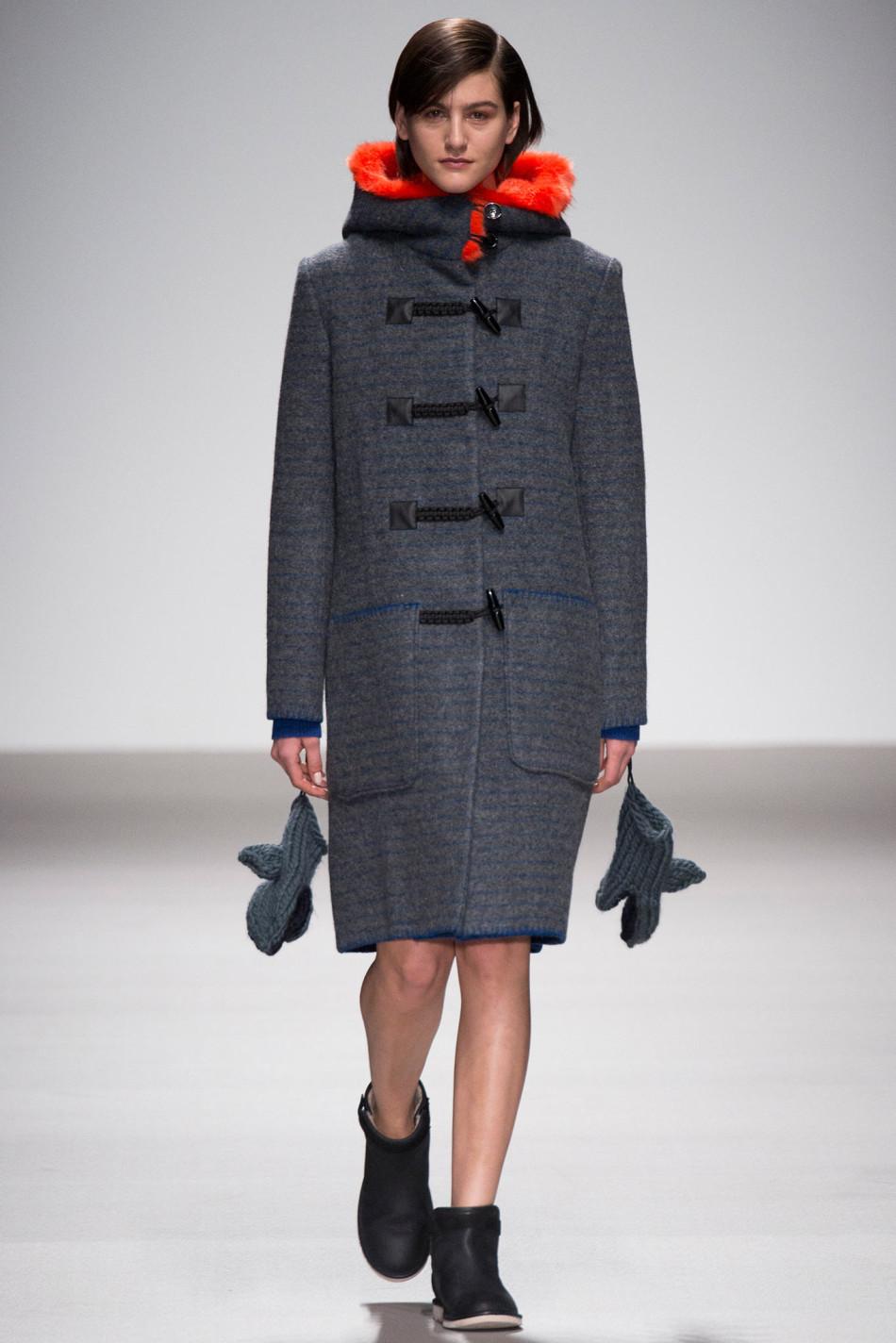伦敦时装 2015秋冬时装周 克里斯托弗・里博 Christopher Raeburn 品牌秀图片