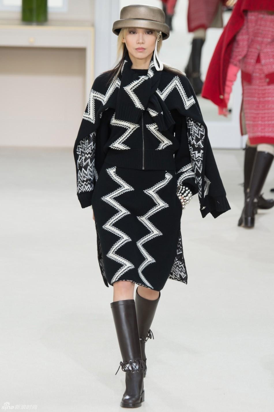 Chanel2016秋冬系列