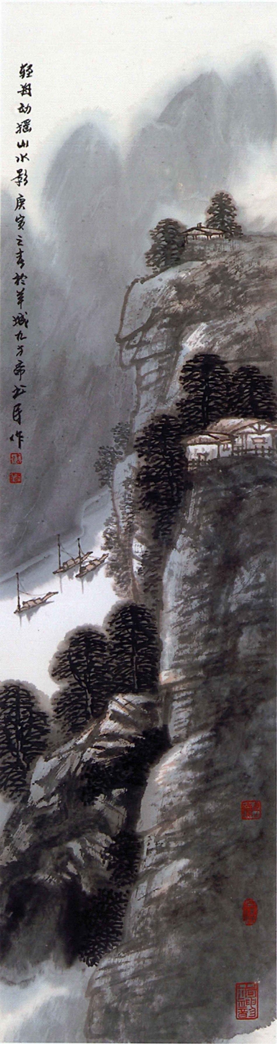 刘书民作品欣赏 - 山野村夫 - 山野村夫