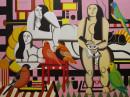 重读美术史6 布面油画