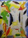 重读美术史7 布面油画