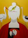 重读美术史8 布面油画