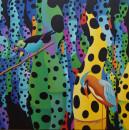重读美术史12 布面油画