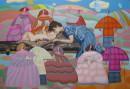 重读美术史14 布面油画