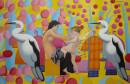 重读美术史17 布面油画