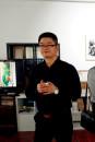 DS2015年王清州和個展現場