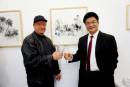 IM2015年王清州在柏林個展現場