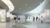 山东省美术馆方案设计3