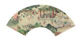 丁观鹏(1736-1795)喜乐图