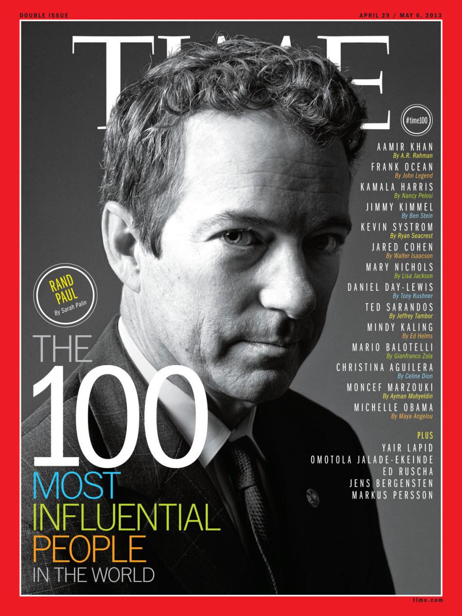 时代周刊 2013全球100位最具影响力人物